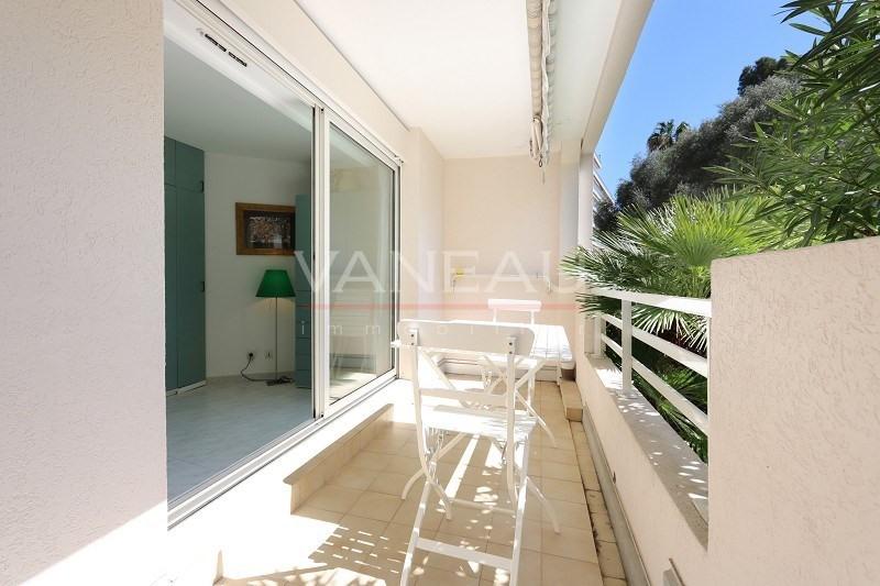 Vente appartement Juan-les-pins 180000€ - Photo 1