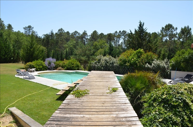 Deluxe sale house / villa Vallon pont d arc 613 600€ - Picture 14