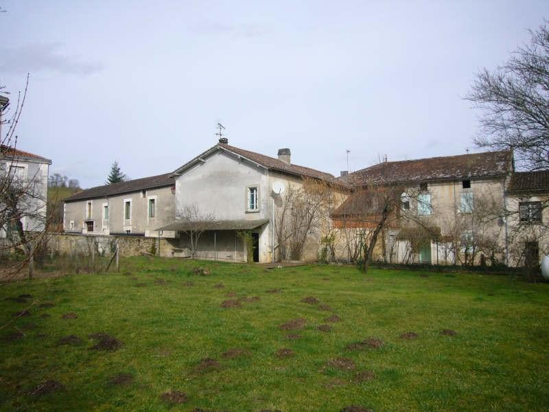 Vente maison / villa Villars 65000€ - Photo 2