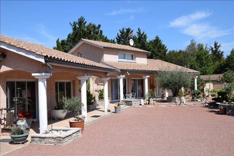 Sale house / villa Arnas 430000€ - Picture 3