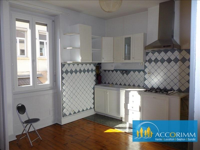 Sale apartment Villeurbanne 164000€ - Picture 1
