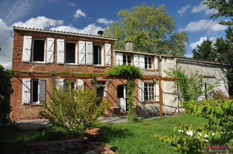 Vente de prestige maison / villa Montgiscard coteaux 372000€ - Photo 1
