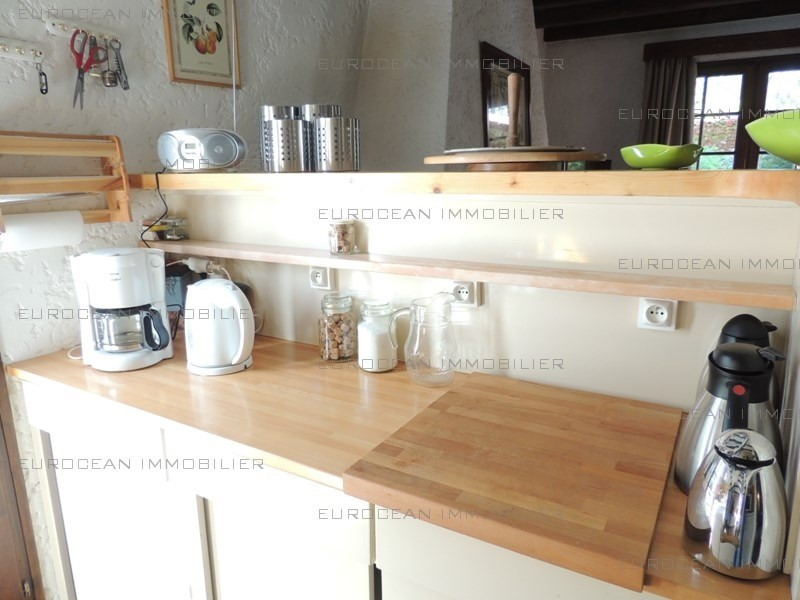 Vacation rental house / villa Lacanau 672€ - Picture 4