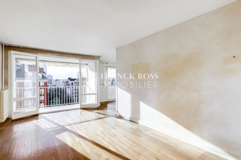 Sale apartment Paris 15ème 600000€ - Picture 2