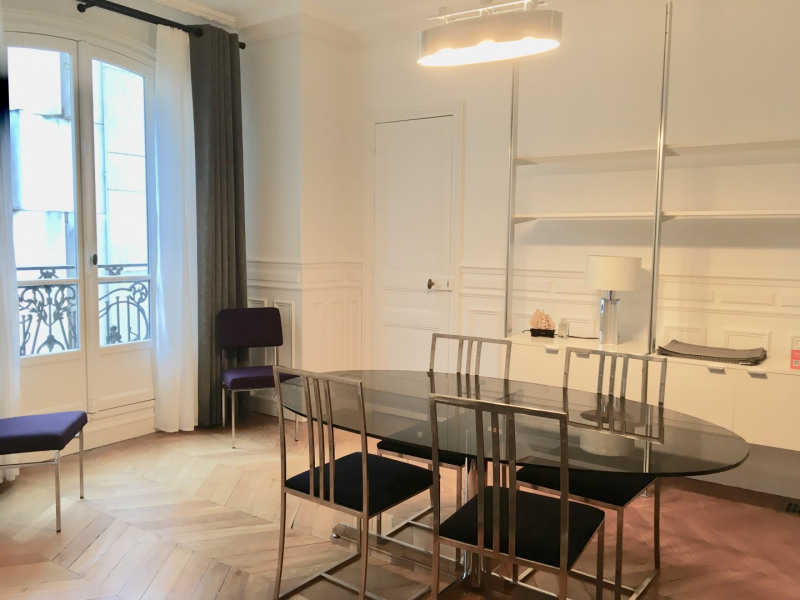 Alquiler  apartamento Paris 17ème 4190€ CC - Fotografía 2