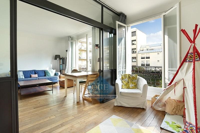 Vente appartement Paris 11ème 655000€ - Photo 1