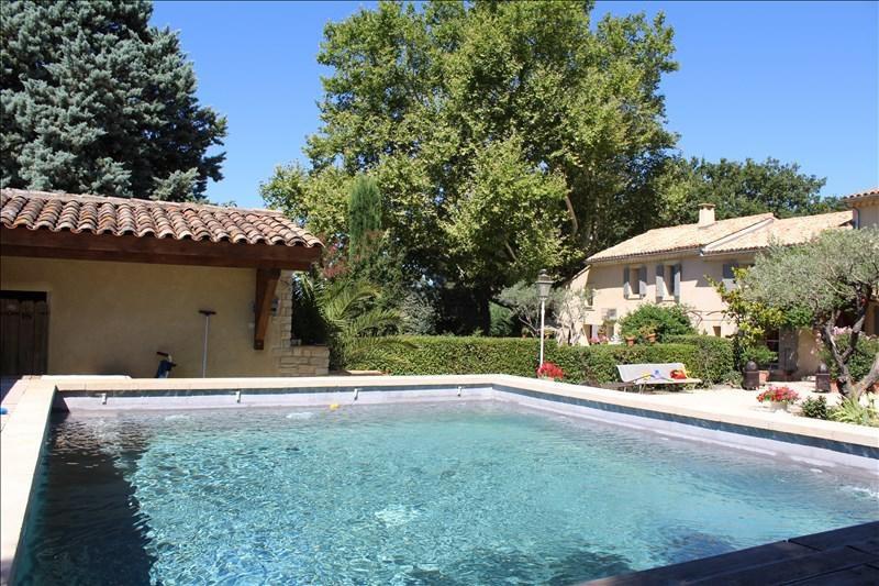 Престижная продажа дом Loriol du comtat 895000€ - Фото 2