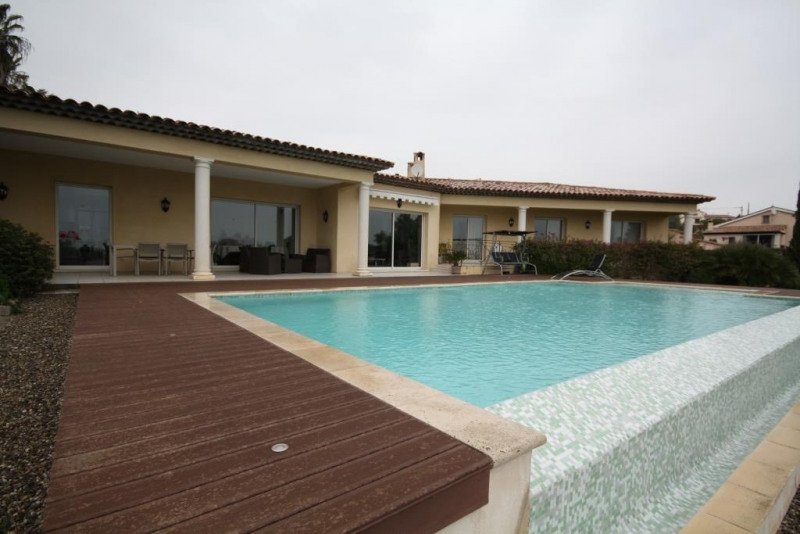 Deluxe sale house / villa Antibes 1 550 000€ - Picture 2