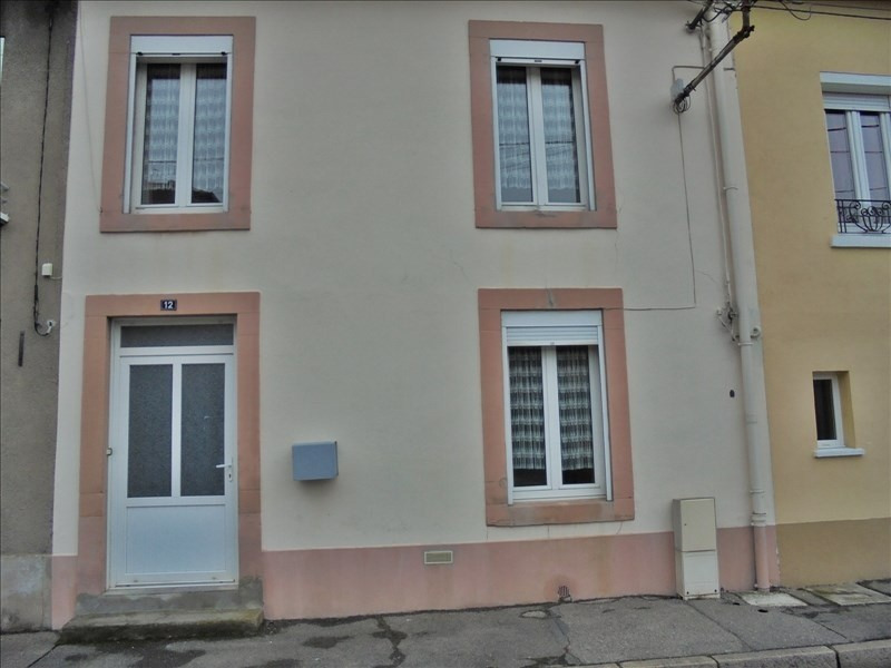 Sale house / villa Raon l etape 109000€ - Picture 1