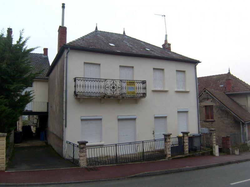 Maison de ville Saint-Symphorien-de-Marmagne