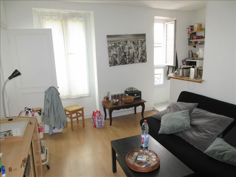 Sale apartment Paris 11ème 378 000€ - Picture 1