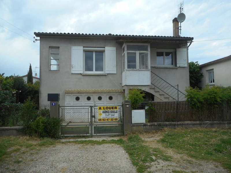 Rental house / villa Agen 620€ +CH - Picture 1