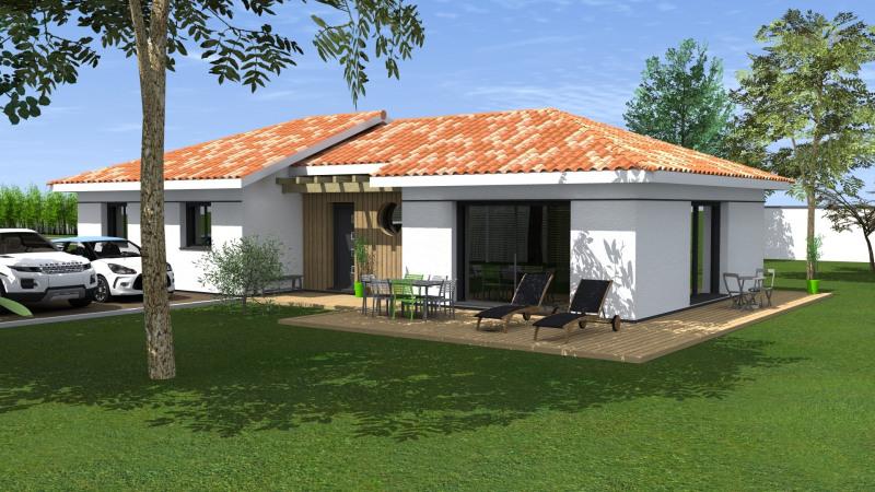 """Modèle de maison  """"Maison 5 pièces"""" à partir de 5 pièces Pyrénées-Atlantiques par MAISONS CONFORECO - AGENCE ST PAUL LES DAX"""