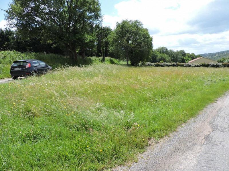 Vente terrain Condat sur vienne 46200€ - Photo 2