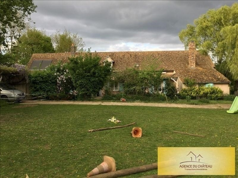 Sale house / villa Perdreauville 425000€ - Picture 1