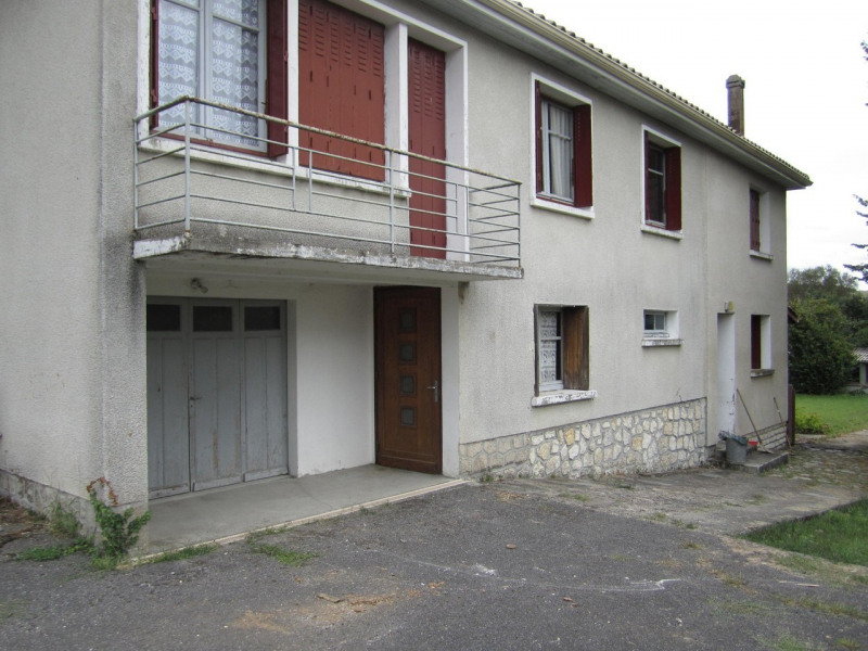 Vente maison / villa Blanzac-porcheresse 84 000€ - Photo 2