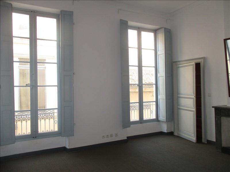 Verhuren  appartement Nimes 780€ CC - Foto 1