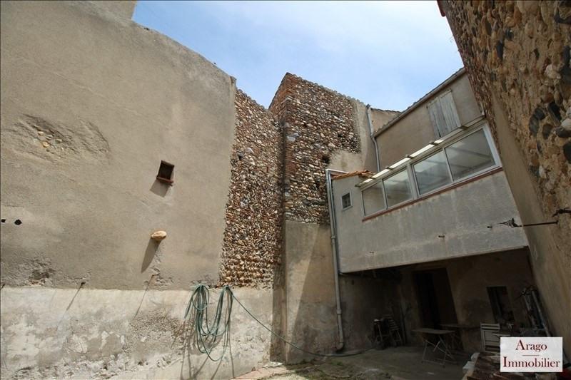 Vente maison / villa Rivesaltes 122600€ - Photo 1