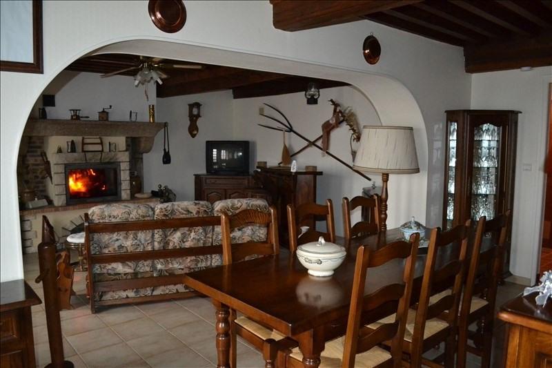 Sale house / villa Dun les places 139000€ - Picture 4