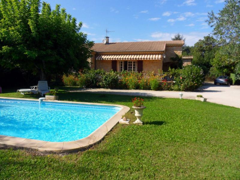 Sale house / villa Entraigues sur la sorgue 365000€ - Picture 1