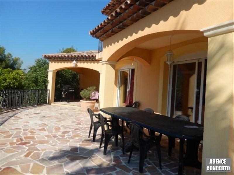 Verkauf von luxusobjekt haus Roquebrune sur argens 840000€ - Fotografie 4