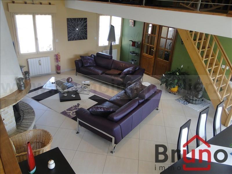 Revenda residencial de prestígio casa Ponthoile 626500€ - Fotografia 5