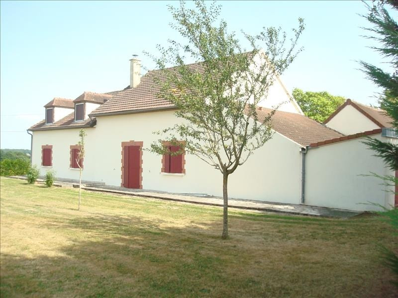 Sale house / villa St pierre le moutier 298000€ - Picture 4