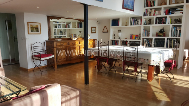 Vente de prestige appartement Menton 872 000€ - Photo 1
