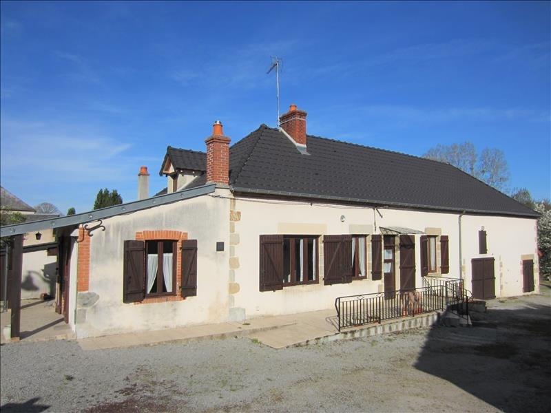 Vente maison / villa Bresnay 110000€ - Photo 2