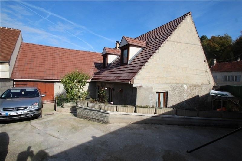 Sale house / villa Crepy en valois 193000€ - Picture 1