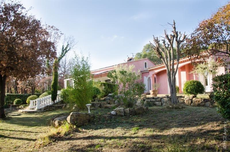 Deluxe sale house / villa Aix en provence 755000€ - Picture 1