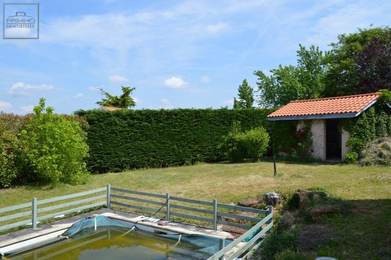 Sale house / villa Lissieu 432000€ - Picture 11