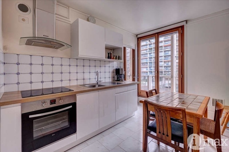 Sale apartment Courbevoie 585000€ - Picture 4