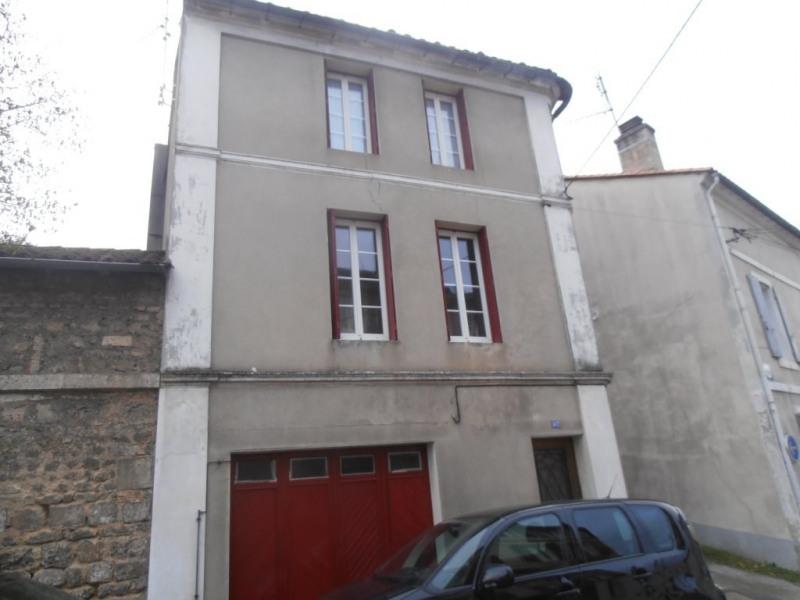 Vente maison / villa Angoulême 71500€ - Photo 1