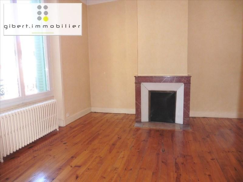 Sale apartment Le puy en velay 128000€ - Picture 3