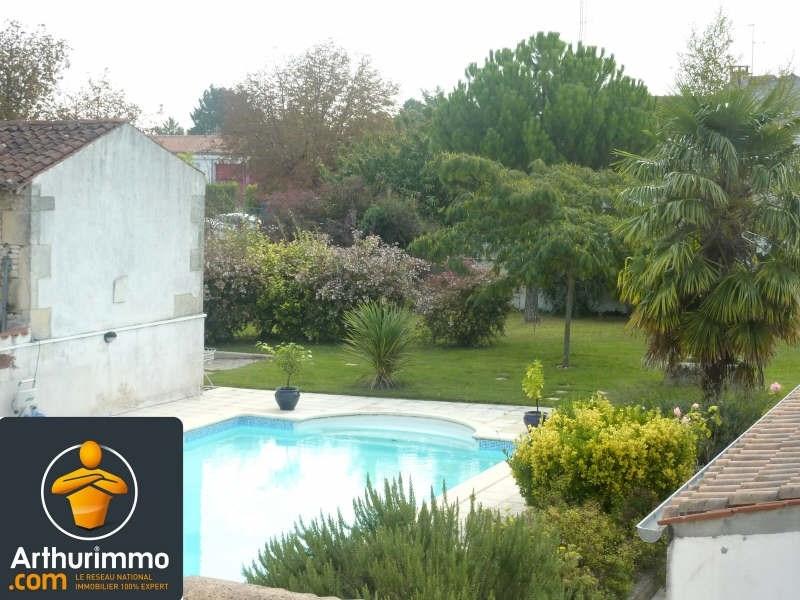 Vente maison / villa Matha 211000€ - Photo 2