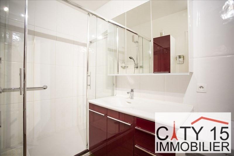 Verkoop  appartement Paris 15ème 585000€ - Foto 6