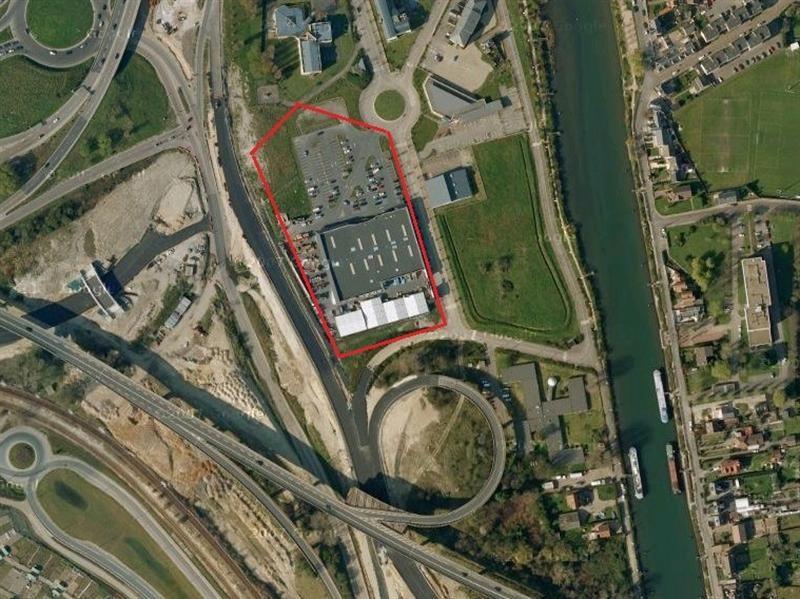 Location Local d'activités / Entrepôt Harfleur 0