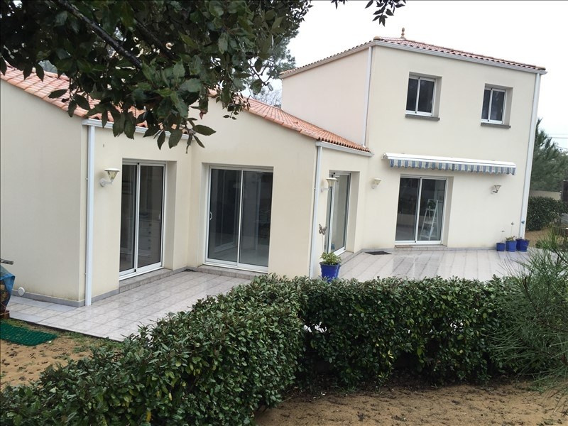 Vente maison / villa Jard sur mer 416000€ - Photo 1