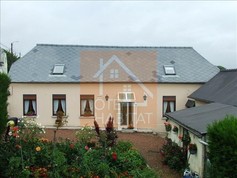 Sale house / villa Le nouvion en thierache 126500€ - Picture 1