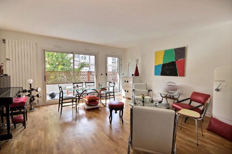 Vente appartement Levallois perret 968000€ - Photo 1