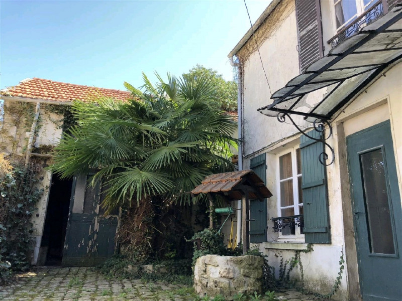 Sale building St leu la foret 294000€ - Picture 1