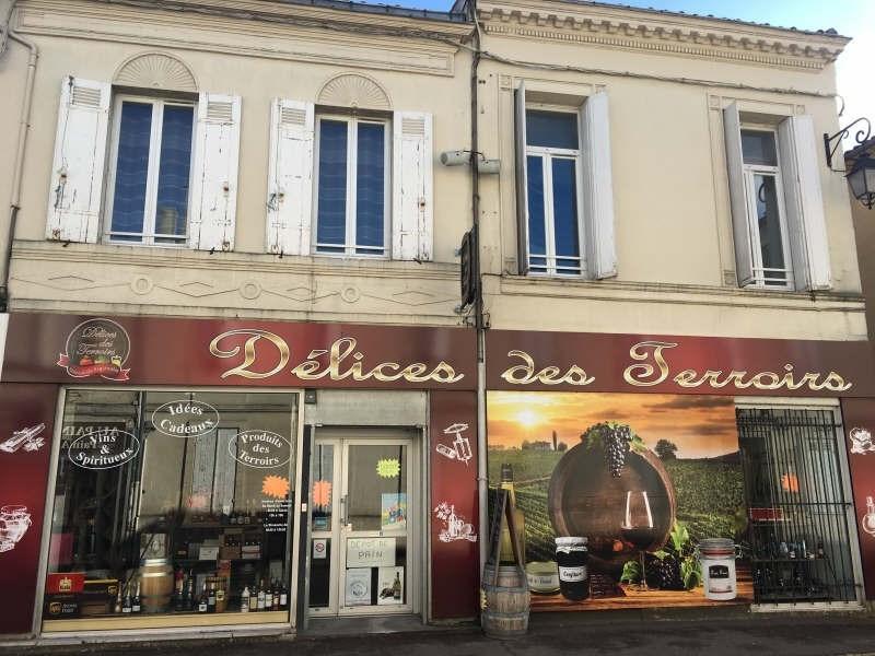 Location local commercial Castelnau de medoc 1060€ HT/HC - Photo 1