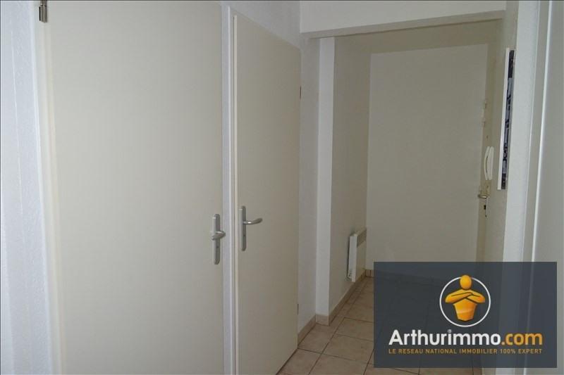 Rental apartment St brieuc 350€ CC - Picture 4