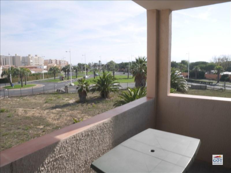 Locação apartamento Canet en roussillon 410€ CC - Fotografia 8