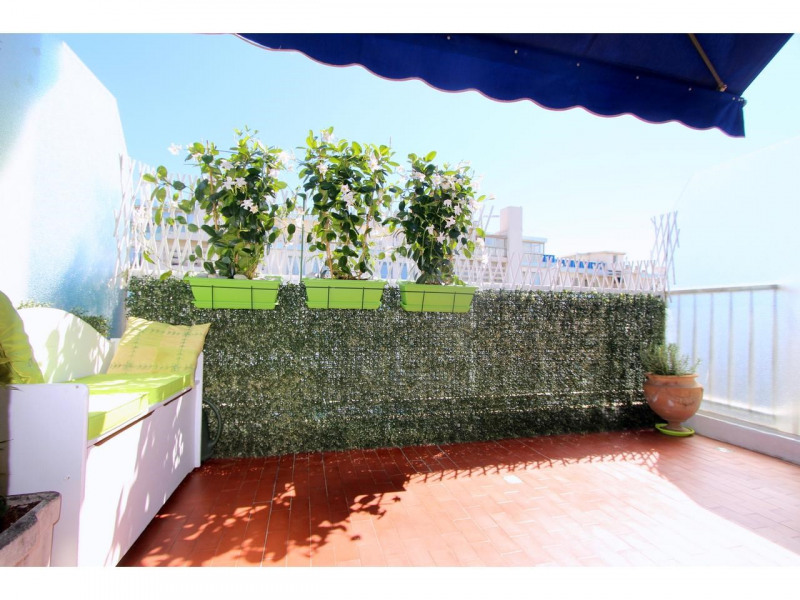 Sale apartment Nice 465000€ - Picture 1