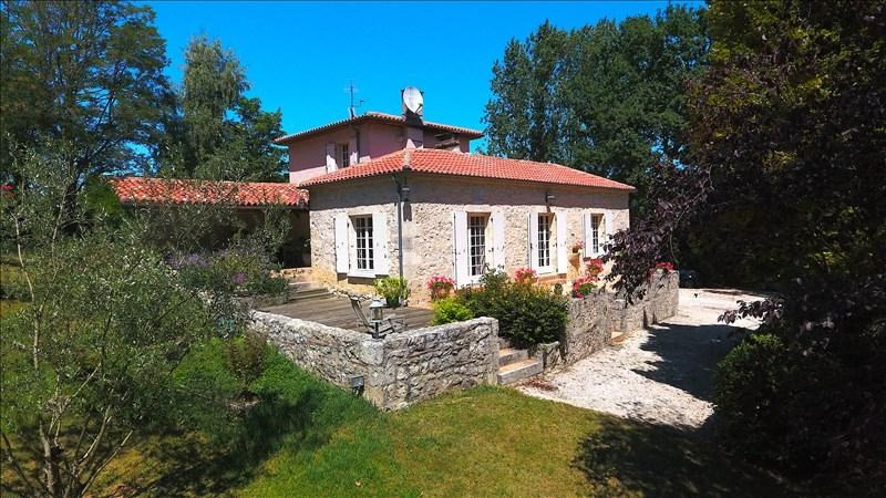 Vente de prestige maison / villa Laugnac 299000€ - Photo 1