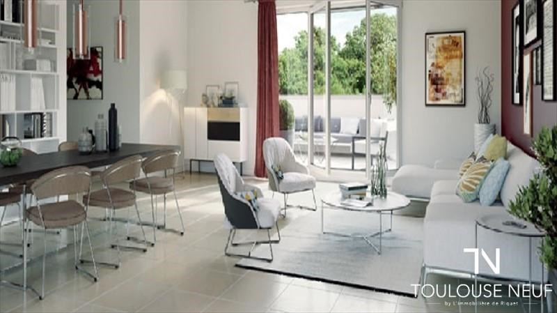 Vente appartement Toulouse 378800€ - Photo 3