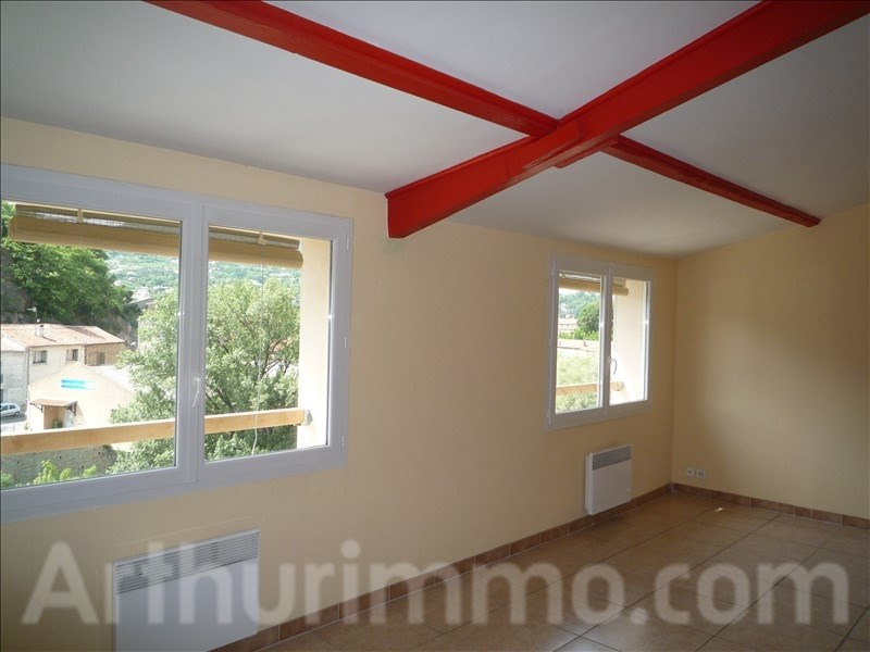 Rental apartment Lodeve 310€ CC - Picture 1