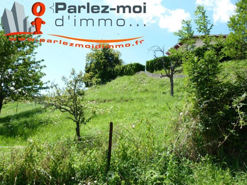Vente terrain Firminy 74000€ - Photo 1